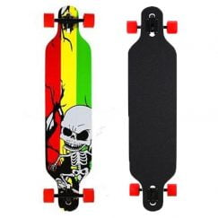 LONGBOARD WOOD HOMELAND SKELETON NILS EXTREME
