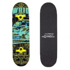SKATEBOARD CR3108SA NIGHT NILS EXTREME